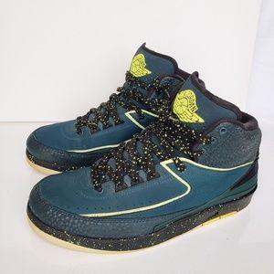 Nike Air Jordan 2 Retro NightShade Size #8.5